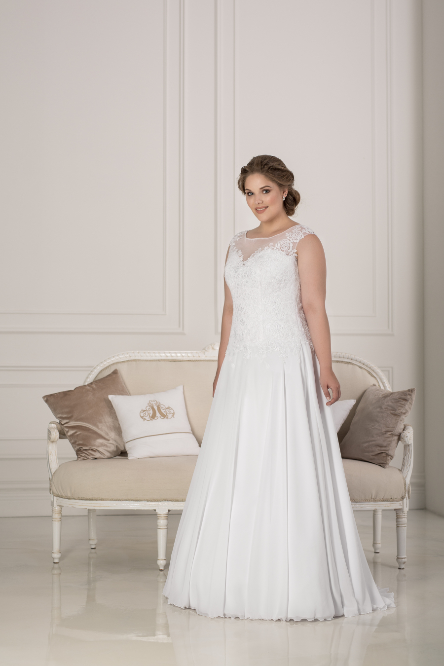 plus size wedding dress Doha