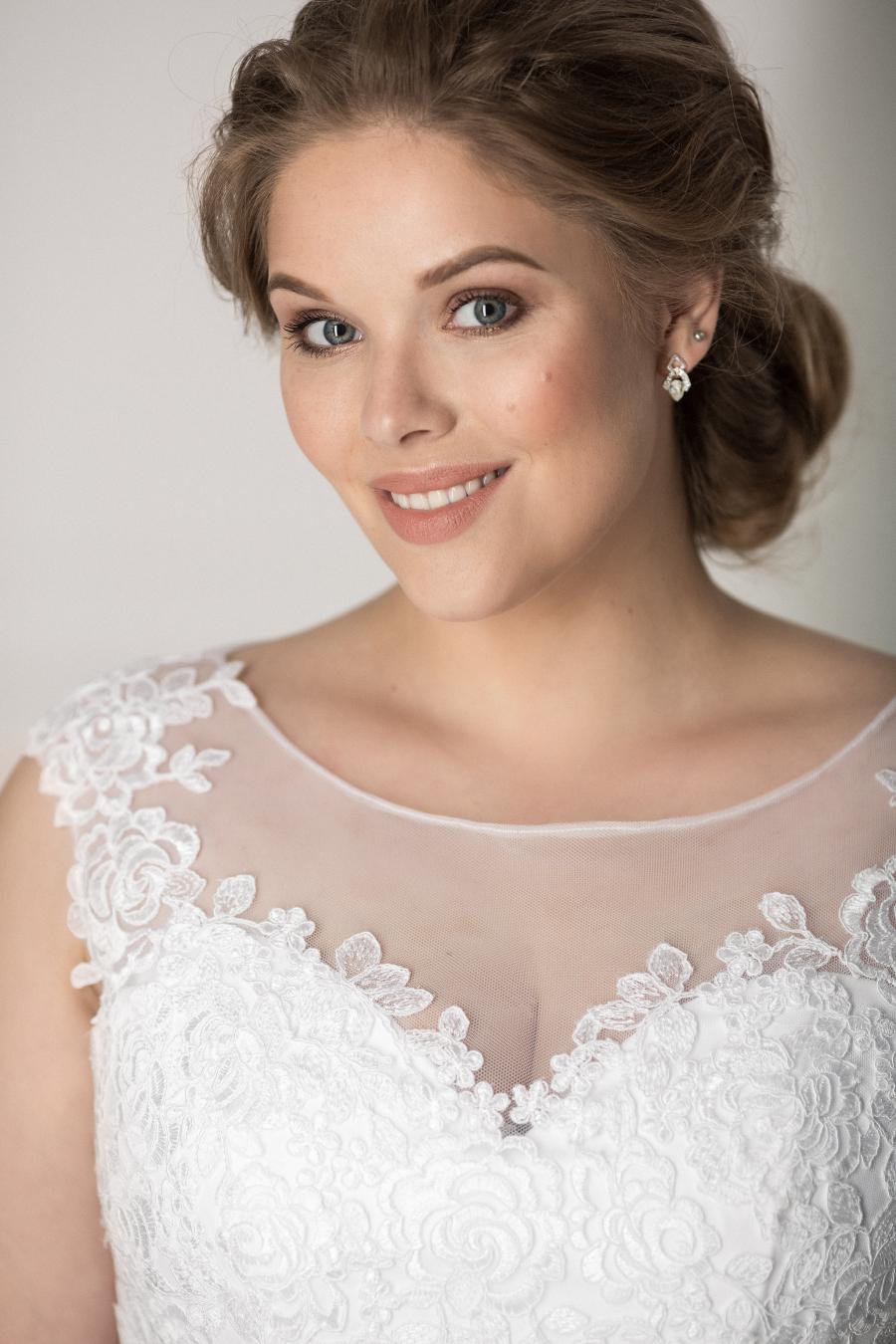 plus size svatební šaty Doha