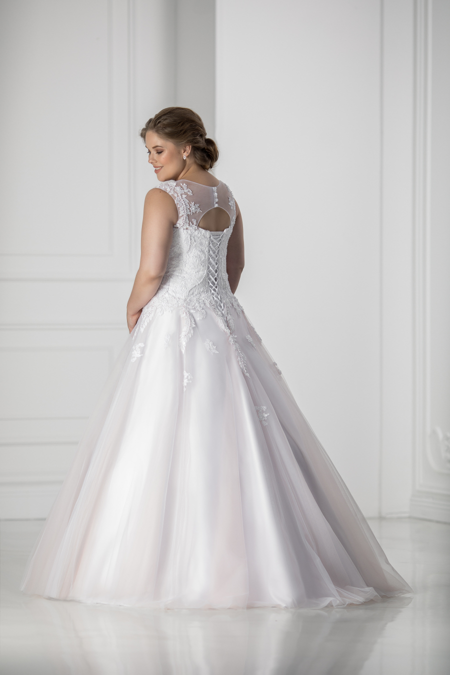 plus size wedding dress Aurora