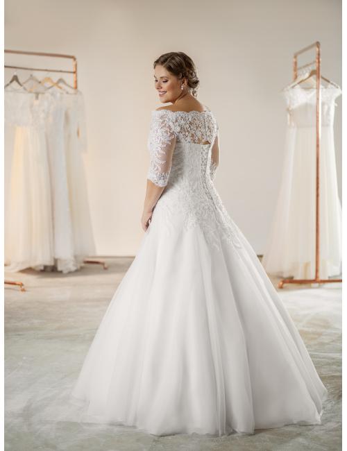 plus size wedding dress Veronica