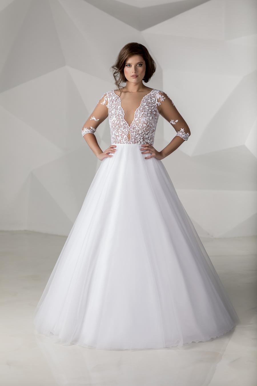 svatební šaty Nevada