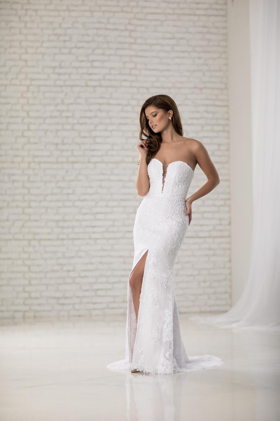 svatební šaty Sydney