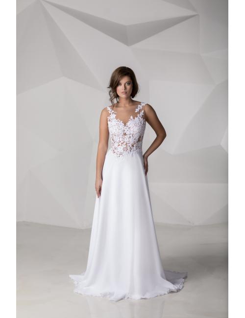 svatební šaty Barcelona