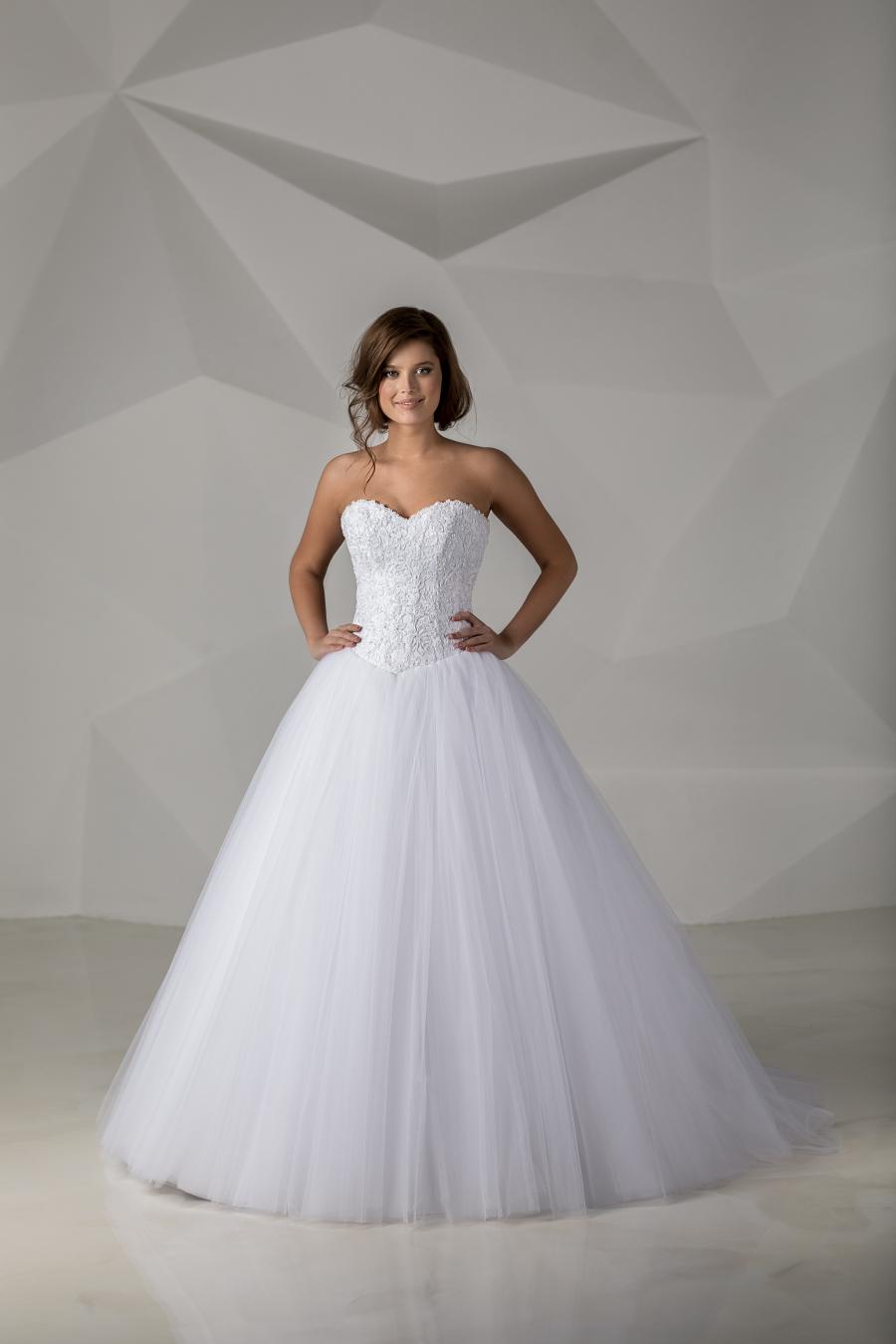 svatební šaty Odessa
