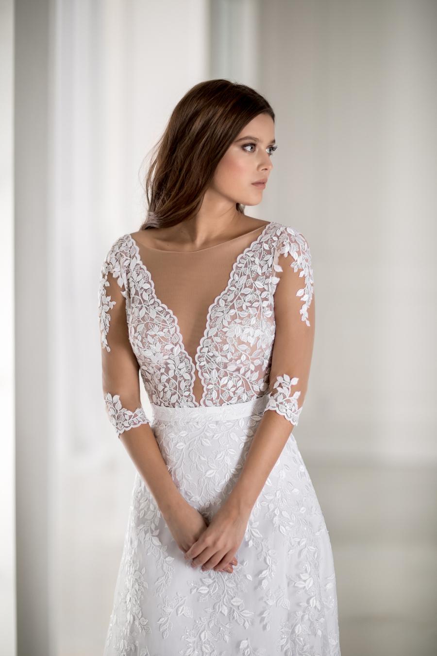 svatební šaty Roma