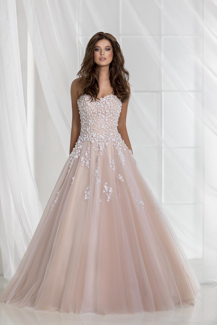 svatební šaty Savannah