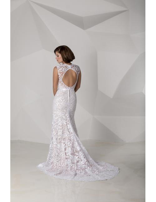 svatební šaty Paris