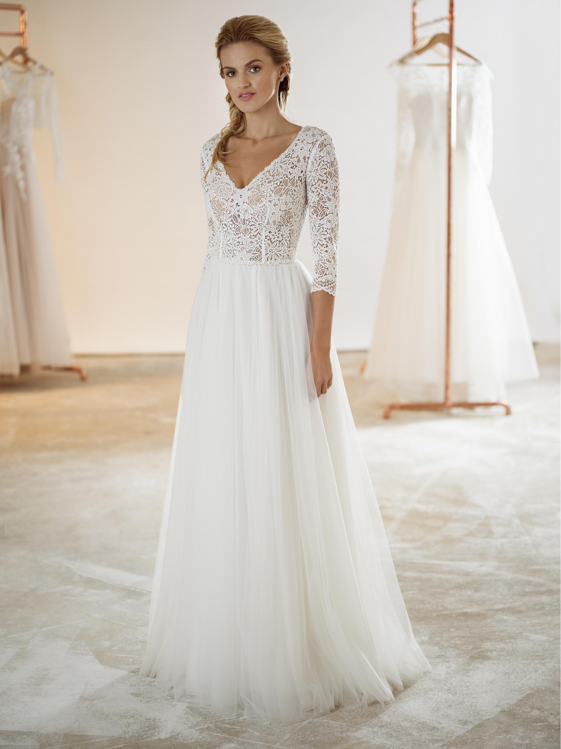 svatební šaty Claire