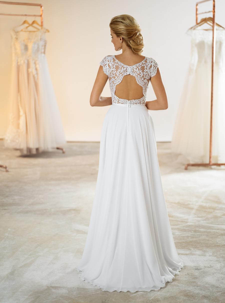 svatební šaty Caroline
