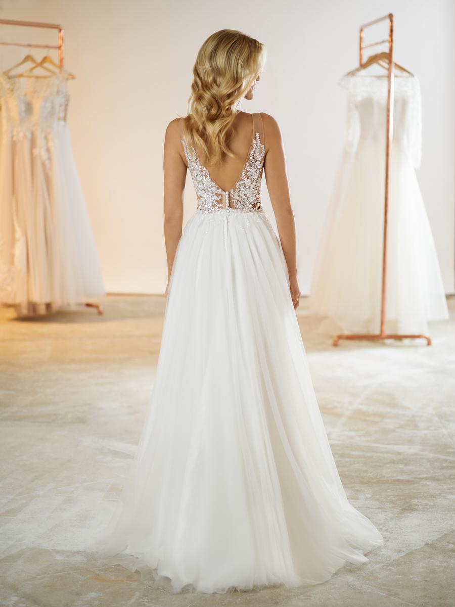 svatební šaty Natalie