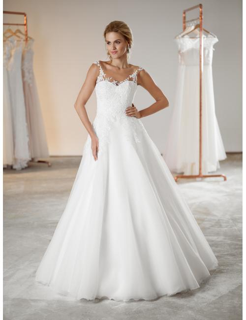 svatební šaty Ellise