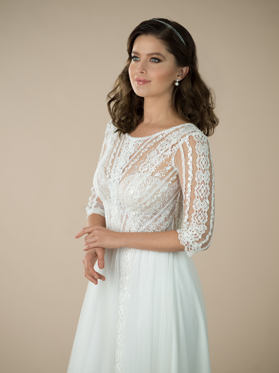 wedding dress Thea