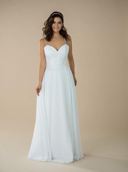 svatební šaty Ivy