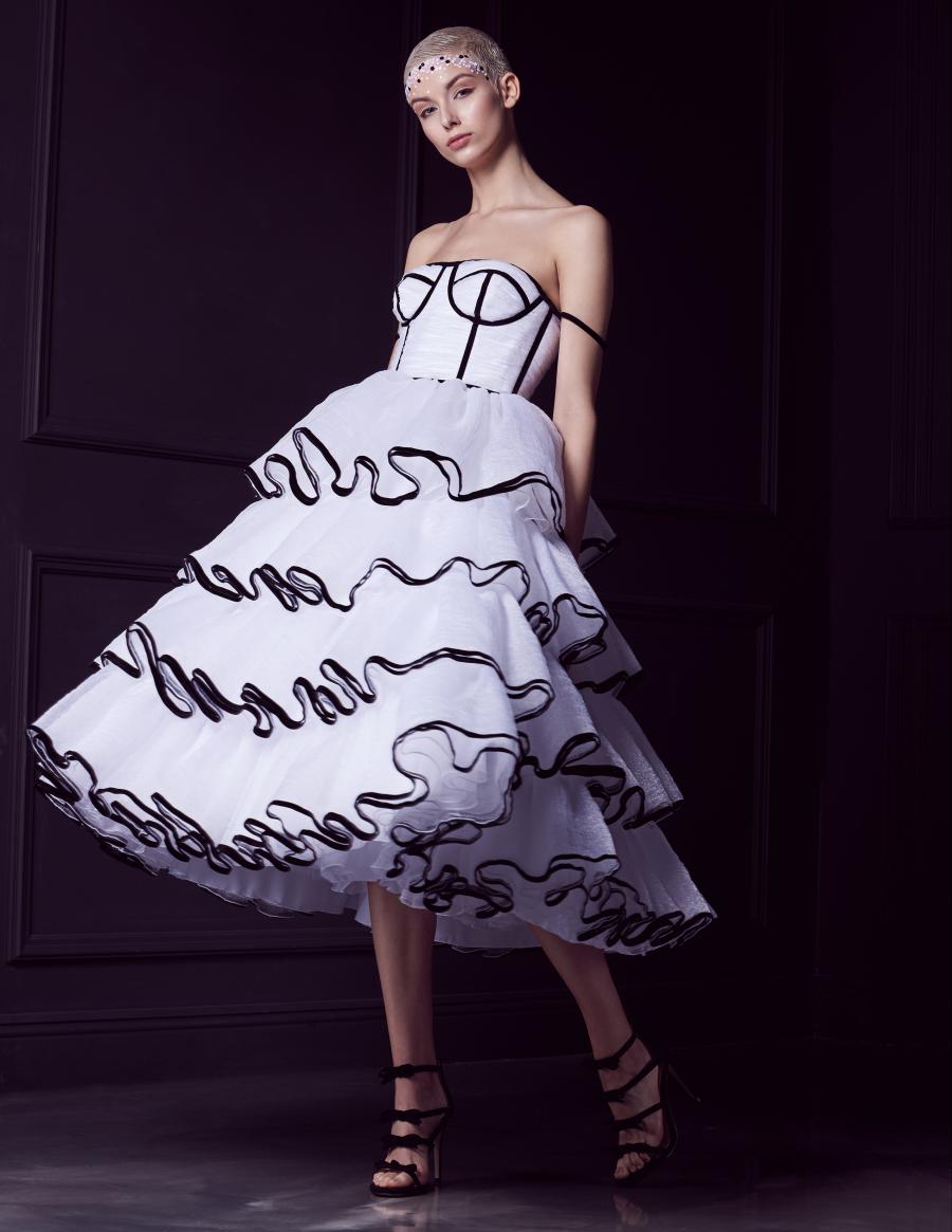 svatební šaty Poppy