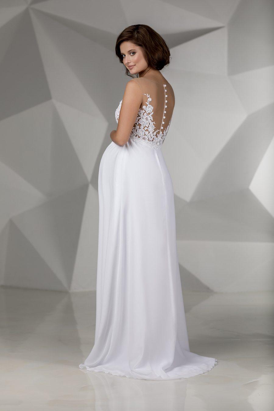 maternity wedding dress Carolina