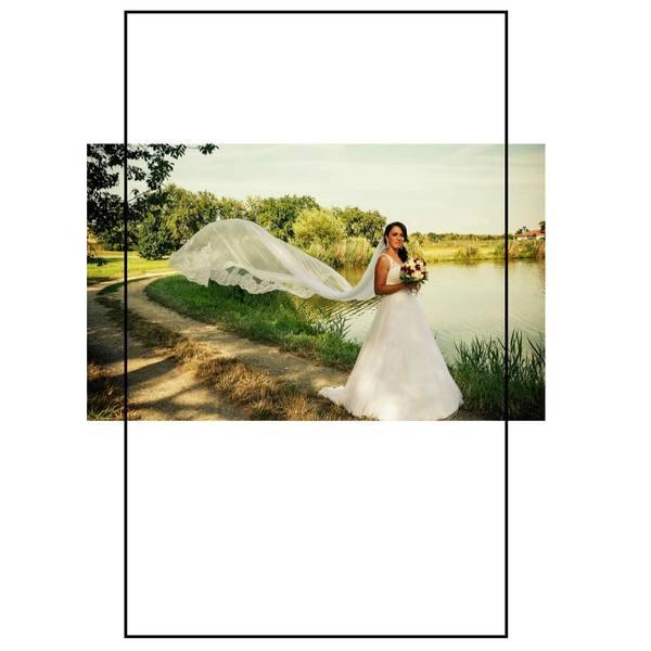 Civilní obřad, pompézní svatba v kostele nebo boho svatba v zahrade 💫. Nepřehlédnutelný detail jakým je závoj z vás udělá za každých okolností královnu večera 👰🏼♀️.  Naše skvělé kolegynky jsou vám k dispozici v kouzelném Mikulově, více info 📞 +420 607 703 444